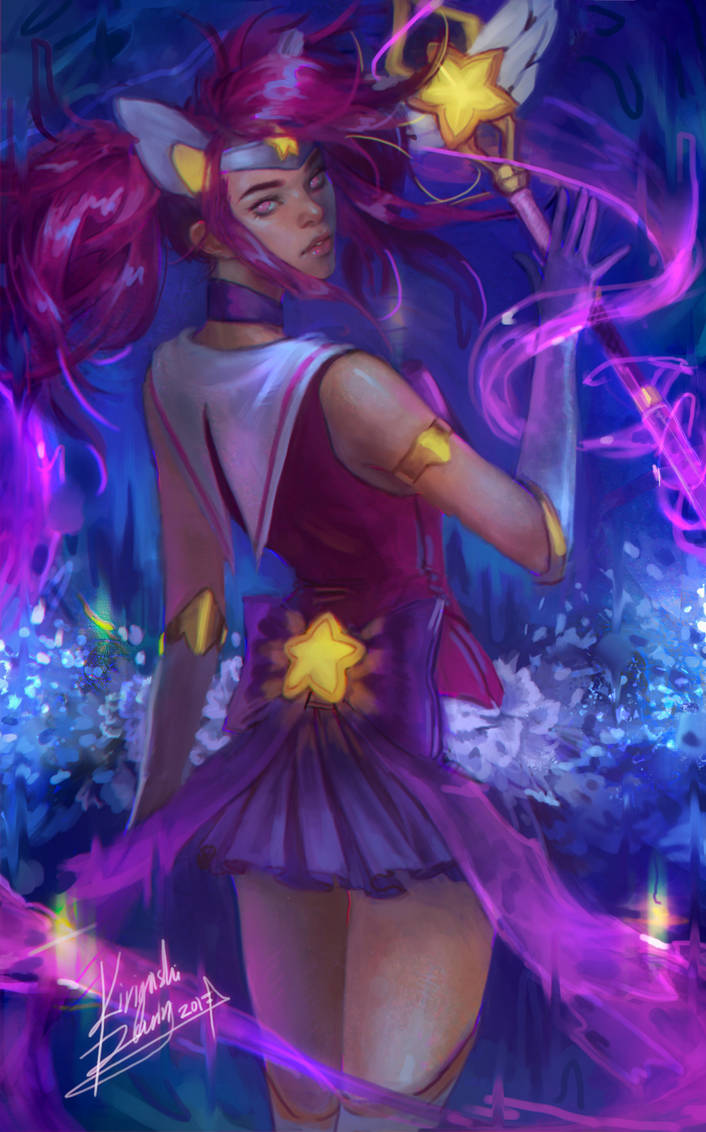 Star Guardian Lux