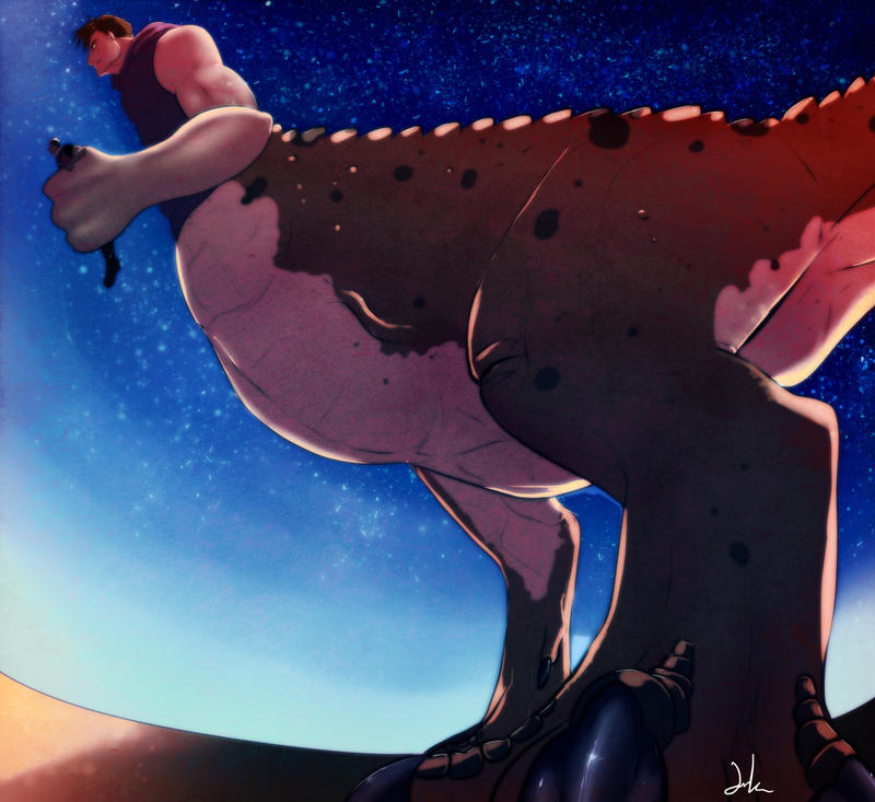 forward until dawn by Lunafex