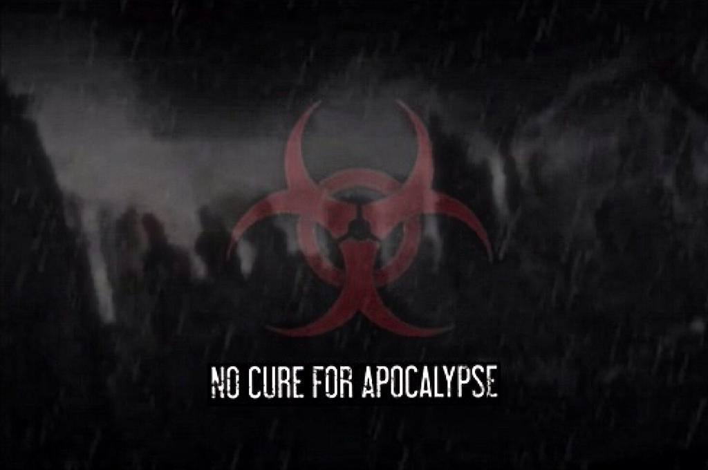 No Cure For Apocalypse Wallpaper by HisWeskerness