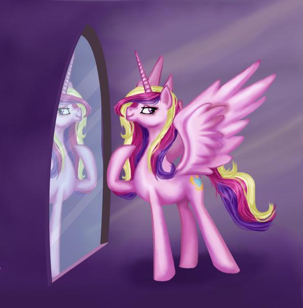 Princess Cadence by WhiteEyedCat on DeviantArt