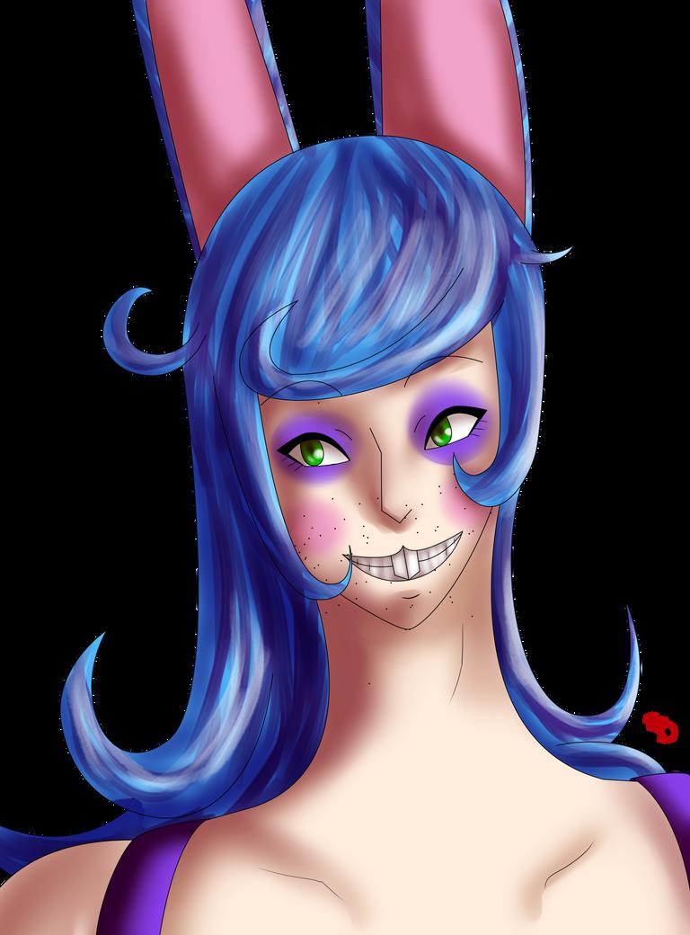 Toy Bonnie is Gunna Kill Ya by RenoxofxthexTurks
