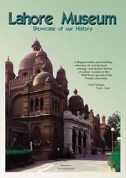 Lahore Museum by TahaShahid