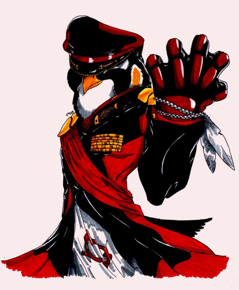 I'm the Penguin Lord by emmanuel-evangelist