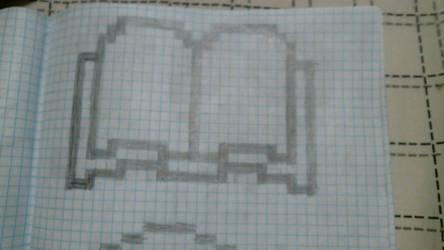 pencil pixels