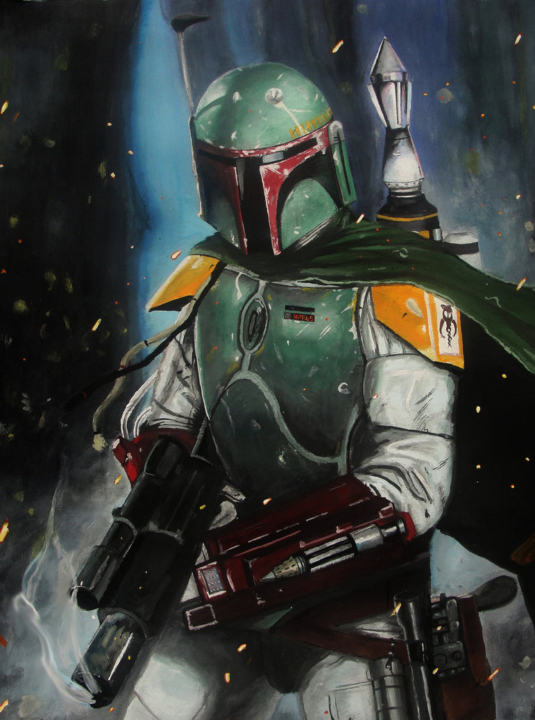 Boba Fett's On A Mission for DEATH BATTLE! by Brave-King ... Jabba The Hutt