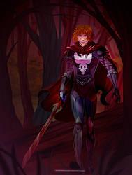 Grimmwoods: The Knight of Treachery by Brave-King-Shishio