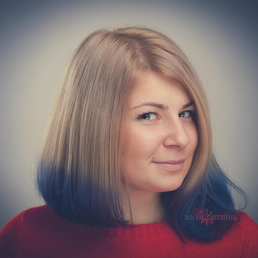 Nastya by zhitlovalart
