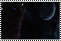 Thanos stamp by Megatron4444Stamps