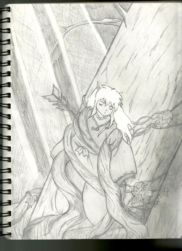 Inu-Yasha: Enchanted by ZeldaWolf7