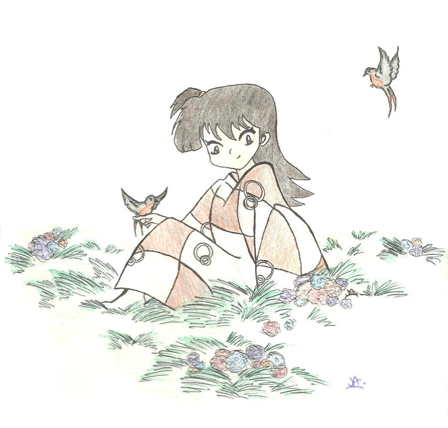 Rin Chibi by ZeldaWolf7