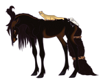 Meliorn | Blackwood Stag | Revoker by Mockradrake