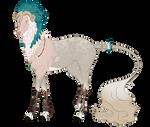 Xibalba | Mudblood Doe | Renegade Fur Trader by Mockradrake