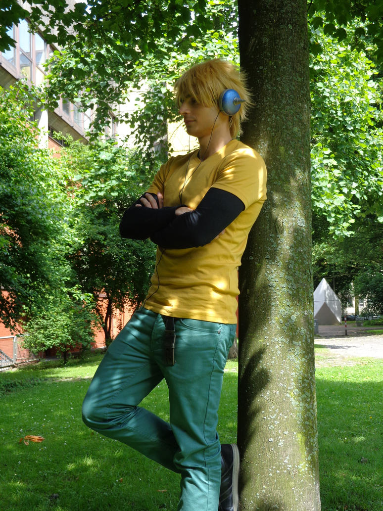 Laxus Dreyar Teenage Version by Boutihute on DeviantArt