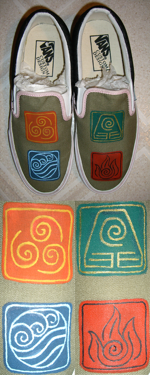 Avatar Shoes by one-crazy-fox on DeviantArt: one-crazy-fox.deviantart.com/art/Avatar-Shoes-67922919