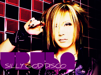 Uruha - SILLY GOD DISCO by Southern-Hospitality