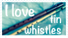 Tin Whistle Stamp by Sofia-the-Dreamer