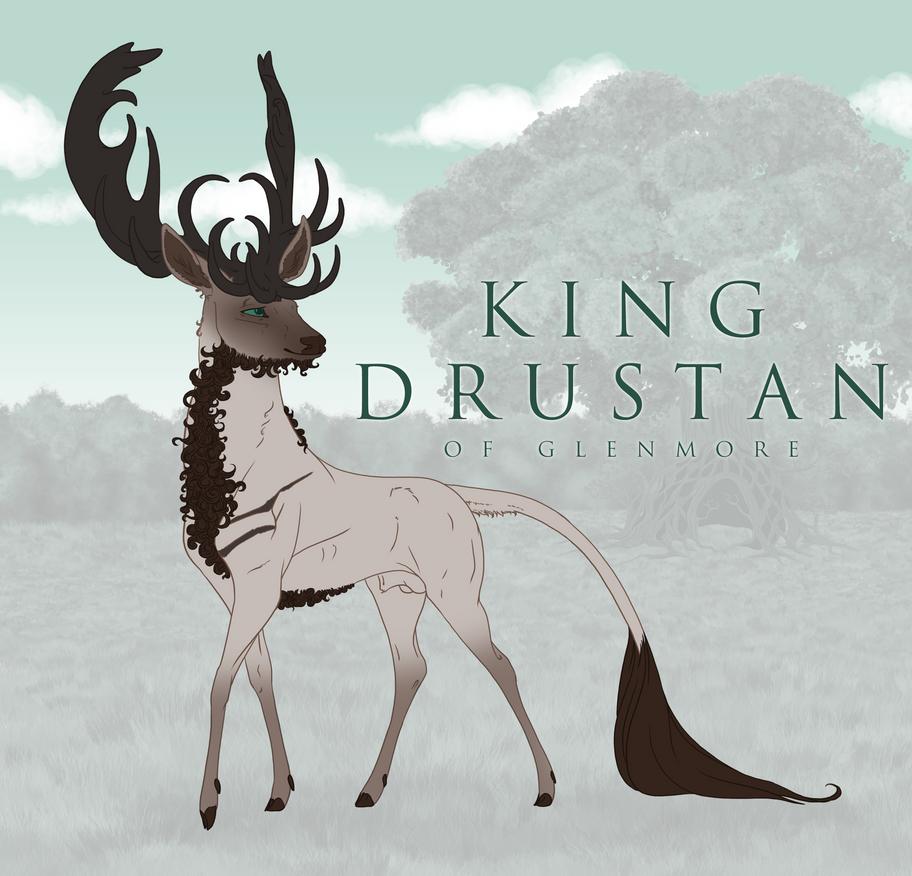 Drustan - OLD REF by TigressDesign