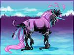 A419 | SR's Burlesque | DEITY |  Boucle Stallion