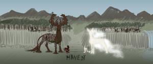 Haven Guardians by TigressDesign