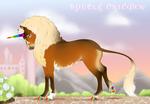 Boucle Unicorn Import O186
