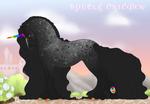 Boucle Unicorn Import O188