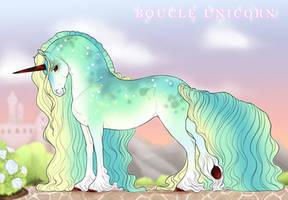 Boucle Unicorn Import P406