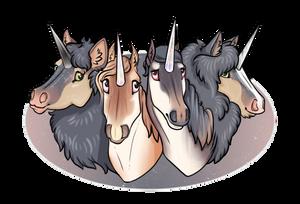 Four Phiens Of The Apocalypse
