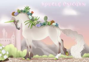 Boucle Unicorn Import R141