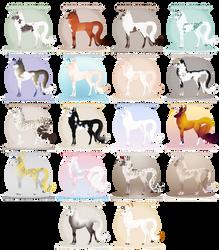 A Lotta Lynxes