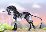 Boucle Unicorn Import S012