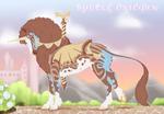 Boucle Unicorn Import T235