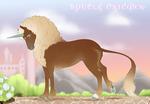Boucle Unicorn Import V208