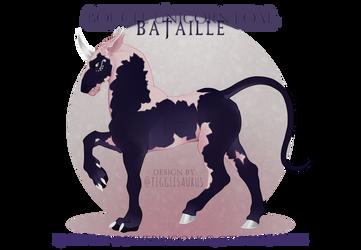 W396 Foal Design | Baldycat