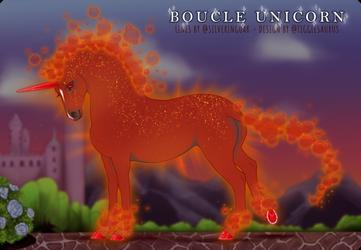 Boucle Unicorn Import X300