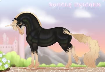 Boucle Unicorn Import X301