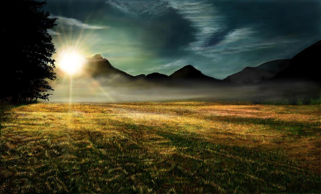 Sunrise by StephanieBF