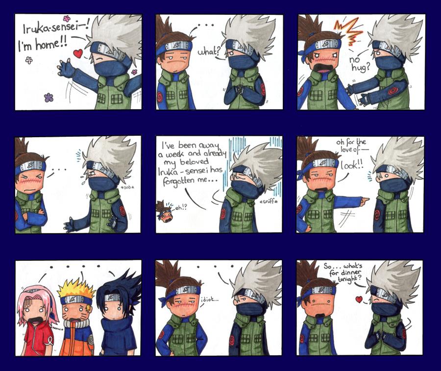 funny naruto comic strips