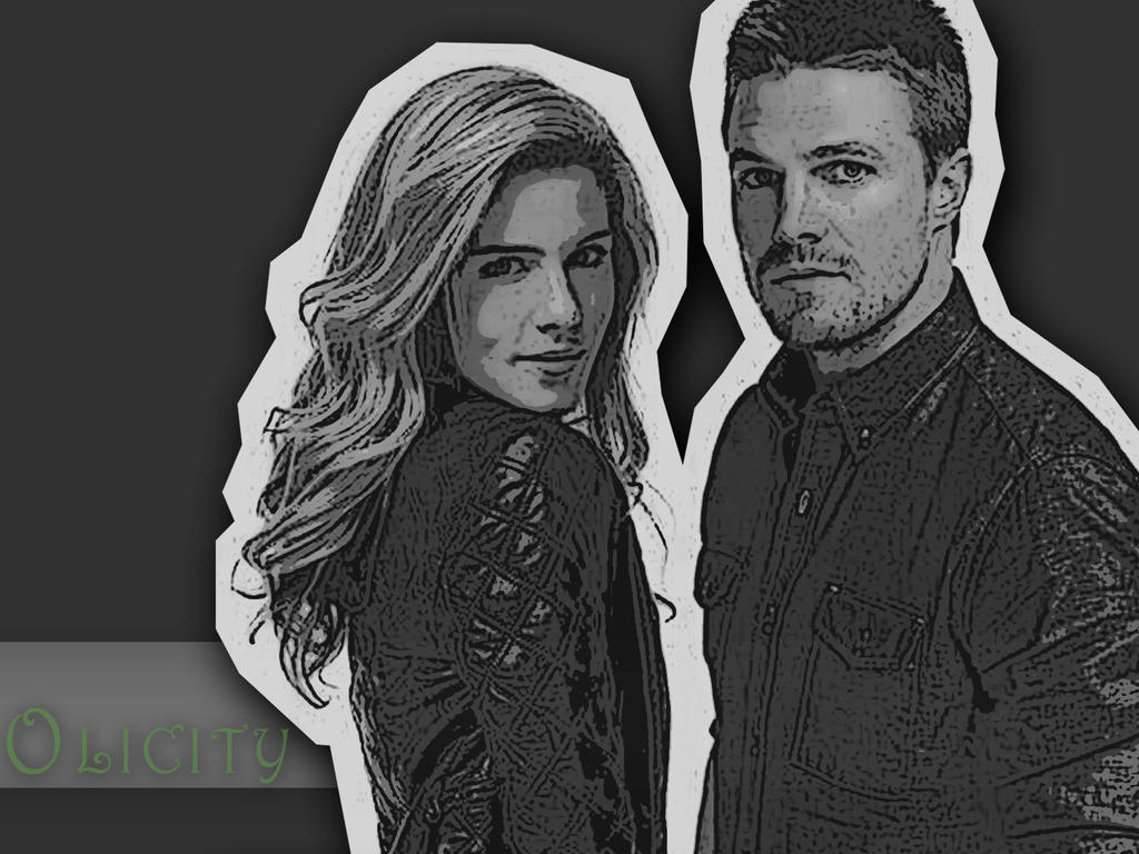 Oliver Queen and Felicity Smoak by BloodyLullaby95 on ...