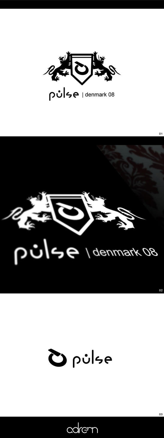 Pulse - Logo by adrenn