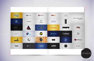 Logofolio by adrenn
