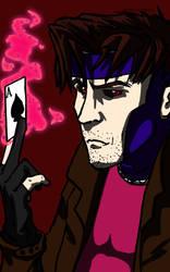 Ace of Spades, Mon Amie by captaincabbage