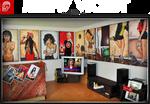 JEREMY WORST X 2012 X MODERN ART