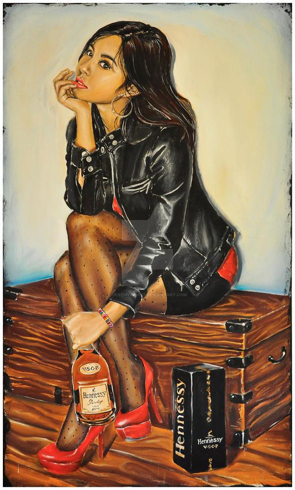 Vsop Hennessy By Jeremyworst On Deviantart