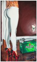 Dubstep Kitty by Jeremy Worst Heineken