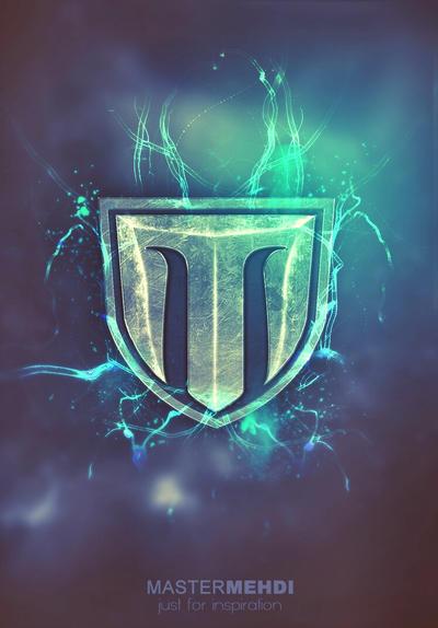 logo effect by mastr-art