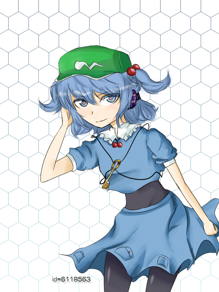 Cereal's Touhou fan-art - Pagina 6 Hexa_nitori_by_cryogeniccereal-d790ncb