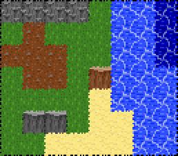 Jigsaw tiles by TheGiik
