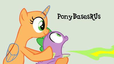 Base 126 by PonyBasesRUs