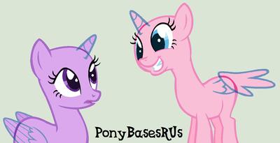 Base 136 by PonyBasesRUs