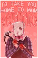 you're killing me, valentine! by tombslug